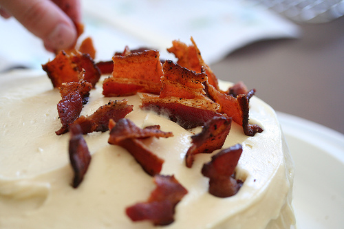 Bacon Cake Redux