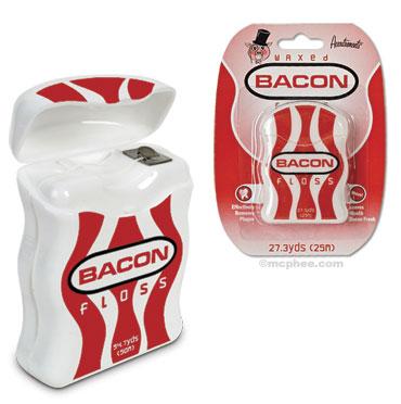 Bacon-Wrapped Dental Hygiene