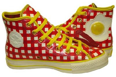 Eggs & Bacon Sneakers
