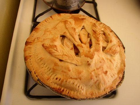 ... tart apple and calvados tart lattice top bacon apple pie bacon apple