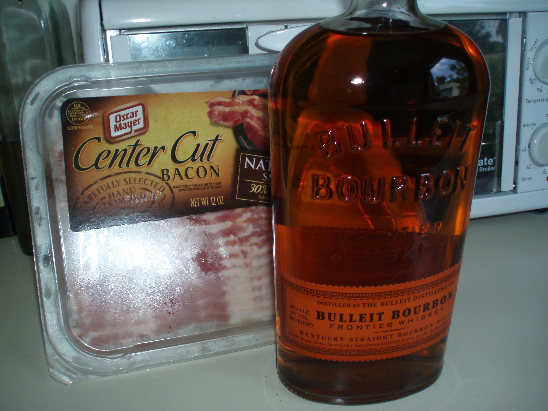 Home-style Bacon Bourbon
