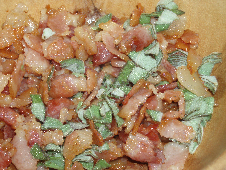 Bacon & Sage Cornbread