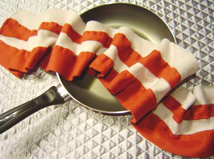 Bacon Scarves!