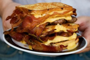 One heart attack with a side of bacon, please! - Royal Bacon Society