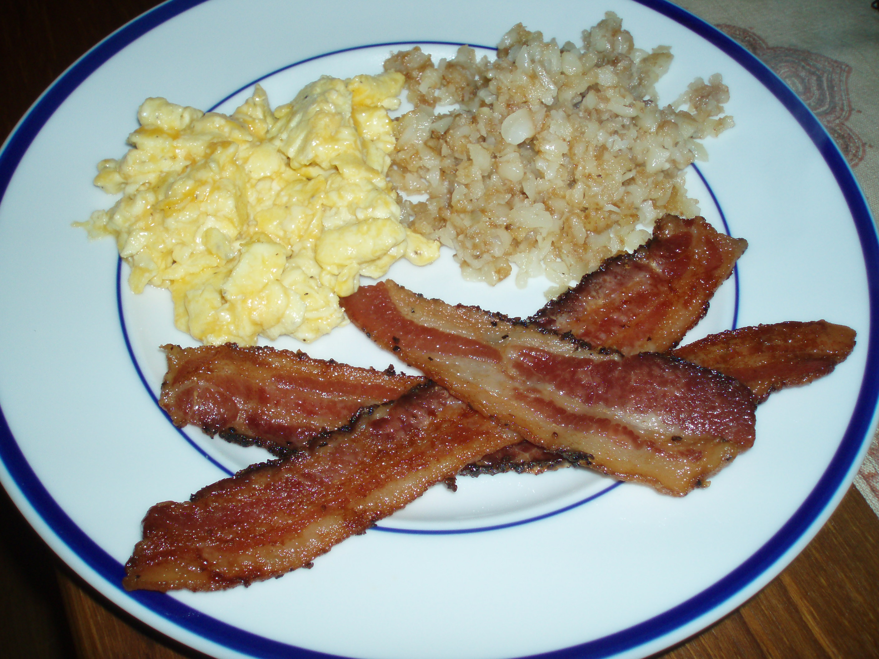 Daily's Peppered Bacon