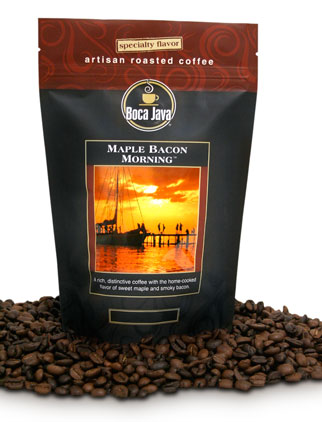 Review: Maple Bacon Coffee