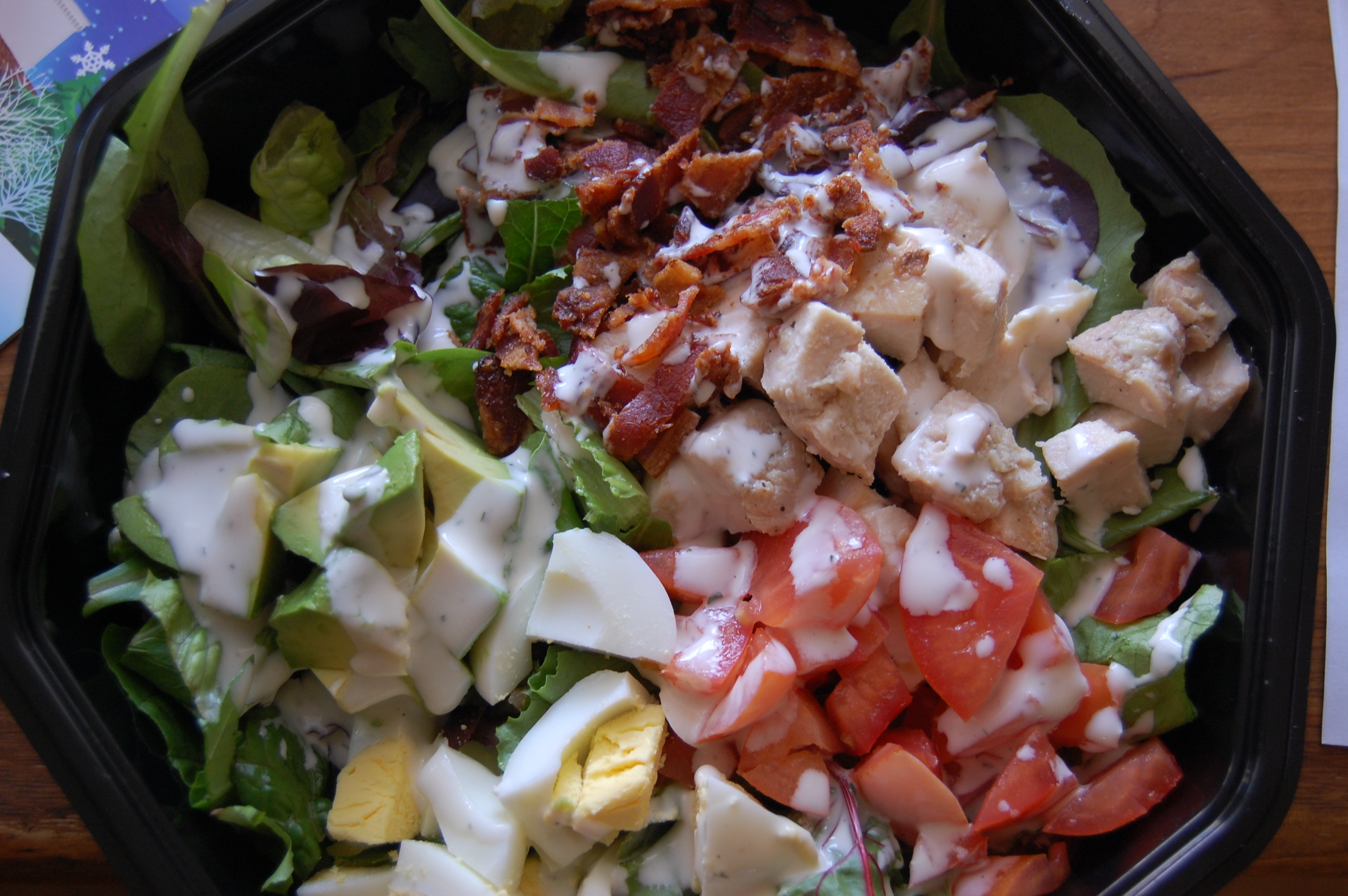 Cobb: The BLT of Salads