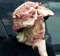 Hats of Meat