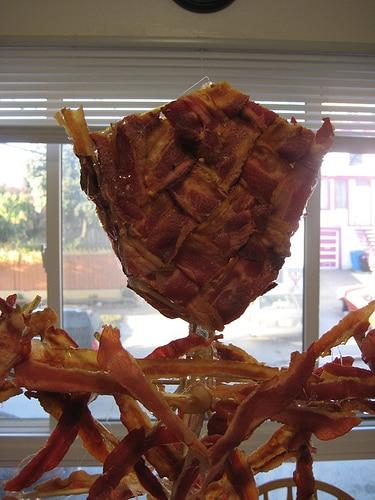 Behold, Bacon Man!
