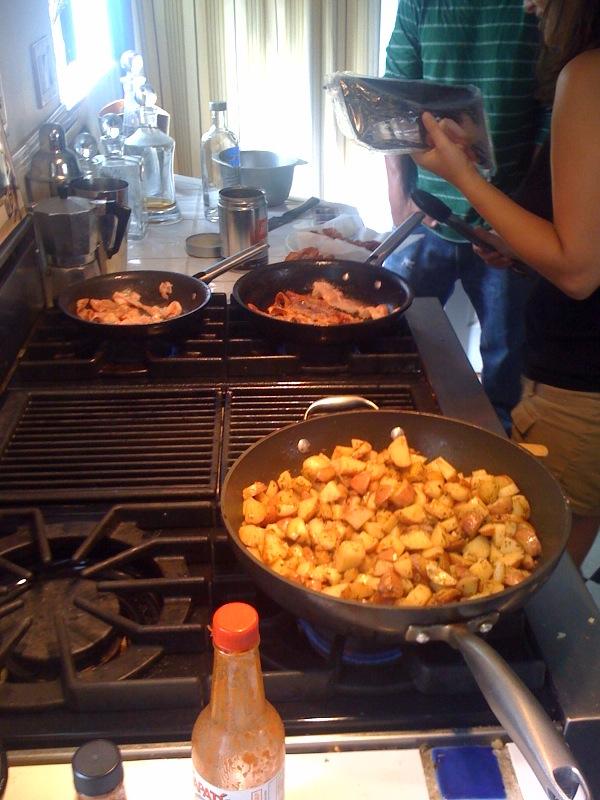 bacon-potatoes