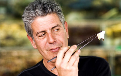 Bourdain Goes Bacon