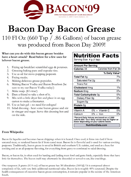 bacon-grease