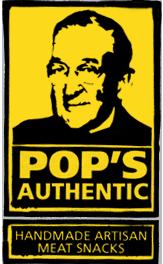 Pop's Bacon Snack Stick