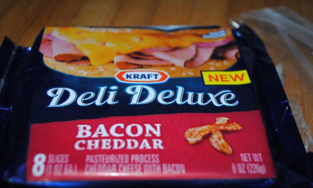 Kraft Bacon Cheddar