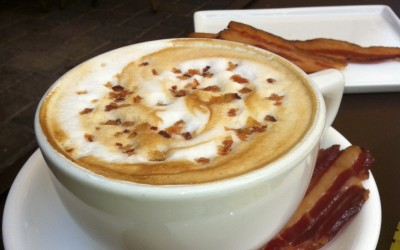 Maple Bacon Latte