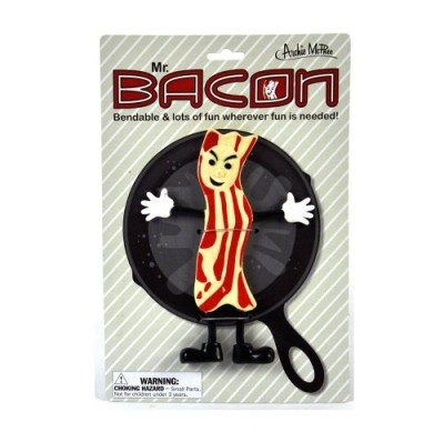 Accoutrements-MrBacon-Bendable-Action-Figure-0-0