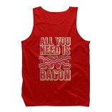 All-you-need-is-bacon-Mens-2X-Large-Red-Graphic-Tank-Top-Design-By-Humans-0
