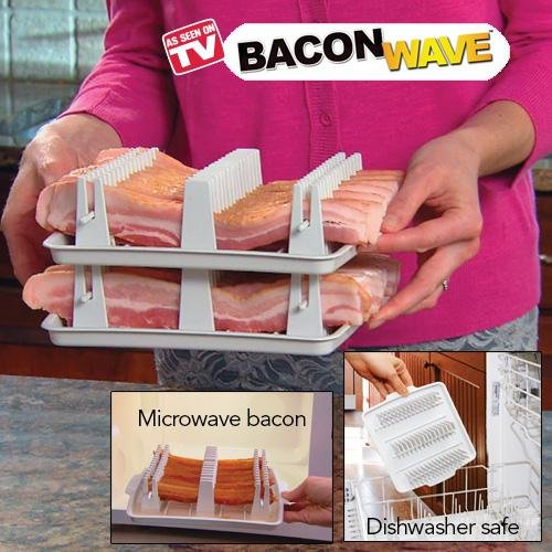 Progressive Prep Solutions Large Microwave Grill 12 X 10