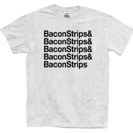 BACON-STRIPS-T-Shirt-0