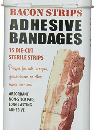 BACON-shaped-themed-Adhesive-Bandages-0-1