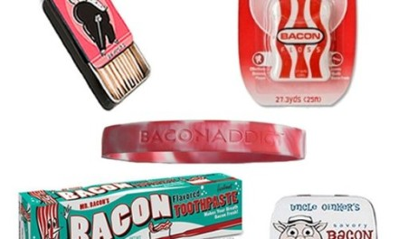 Top 10 Gift Ideas For the Bacon Lover In Your Life