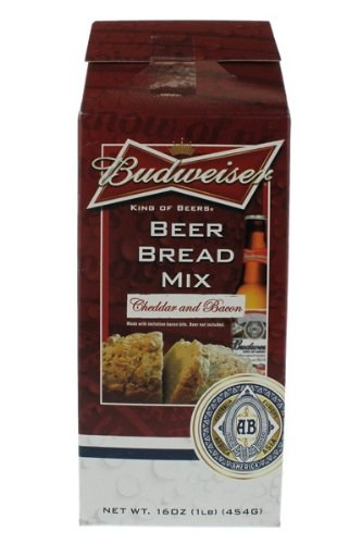 Bacon Cheddar Beer Bread Mix - Royal Bacon Society