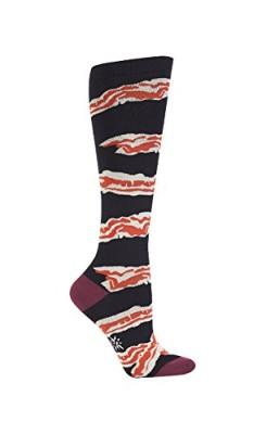 Bacon-Knee-High-Socks-0