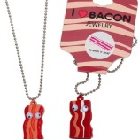 Bacon-Necklace-W-Google-Eyes-and-18-Silver-Chain-Dont-Touch-My-Bacon-0