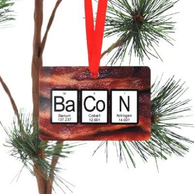 Bacon-Periodic-Table-of-Elements-Christmans-Tree-Ornament-0