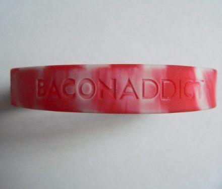 Bacon-Wristband-Bacon-Addict-Silicone-Wrist-Band-Rubber-Bracelet-0