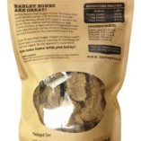 Barley-Bones-Craft-Dog-Treats-Organic-Made-in-USA-Bone-Shape-Snack-6oz-Pouch-for-Large-and-Small-Dogs-even-Aggressive-Chewers-Bacon-4-x-6oz-Bags-0-0