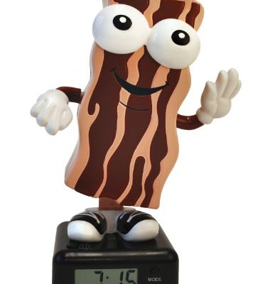 Big-Mouth-Toys-The-Wakin-Shakin-Bacon-Alarm-Clock-0