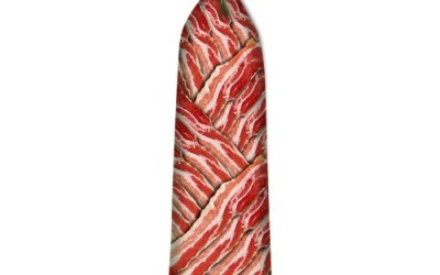 Bacon Necktie