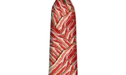 Bacon Necktie