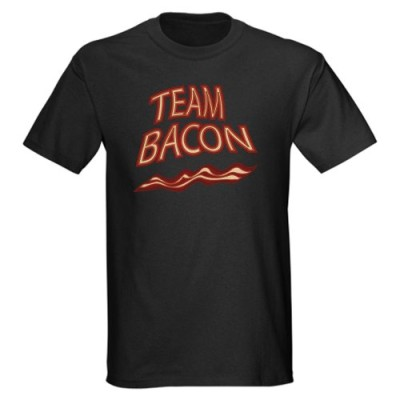 CafePress-Alternate-Team-Bacon-Dark-T-Shirt-L-Black-0