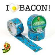 Duck-Brand-281731-Bacon-Printed-Duct-Tape-188-Inches-x-10-Yards-Single-Roll-0-4