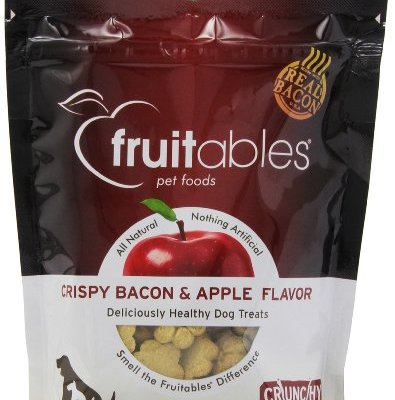 Fruitables-Crispy-Bacon-and-Apple-Crunchy-Dog-Treats-1-7-Ounce-Pouch-0