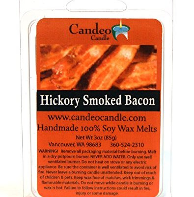 Hickory-Smoked-Bacon-Super-Scented-Soy-Melt-Cubes-Pack-of-2-Use-in-Tart-Warmers-Tea-Light-Warmers-Oil-Warmers-or-Scentsy-Warmers-0