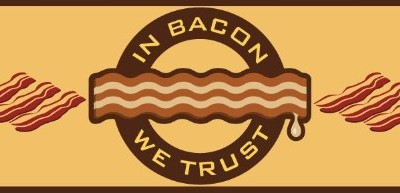I-Love-Bacon-Funny-Pig-Car-Bumper-Sticker-Decal-6-x-3-0-0