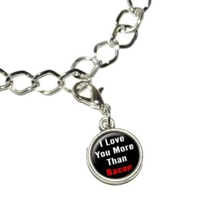 I-Love-You-More-Than-Bacon-Silver-Plated-Bracelet-with-Antiqued-Charm-0
