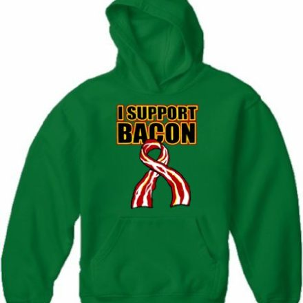 I-Support-Bacon-Adult-Hoodie-132-Small-Kelly-Green-0