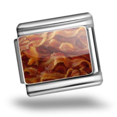 Italian-Charm-Bacon-Bracelet-link-Neonblond-0