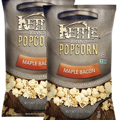 Kettle-Brand-Popcorn-Maple-Bacon-Flavored-Popped-Corn-Pack-of-Two-5-oz-Bags-0