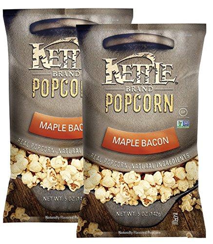 KETTLE FOODS POPCORN MAPLE BACON, 5 OZ - Royal Bacon Society