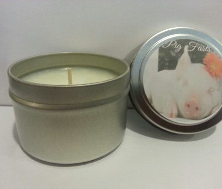 Pig-Farts-Smells-Like-Bacon-Bits-Oz-All-Natural-Soy-Candle-Tin-0