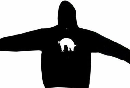 Pig-Hog-Silhouette-Logo-Mens-Hoodie-Sweat-Shirt-XXXL-3XL-Black-0
