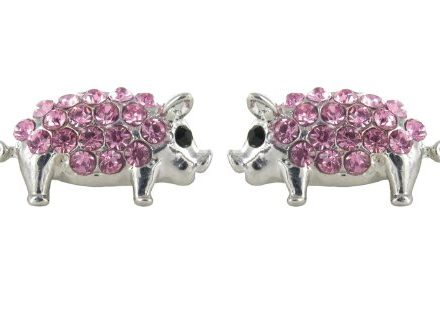 Pig-Jewelry-Mini-Pig-Pave-Rhinestone-Stud-Earrings-in-Pink-Crystals-0