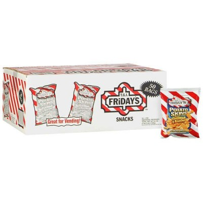 TGI-Fridays-Cheddar-Bacon-Potato-Skins-Snack-Chips-1-oz-50-ct-0