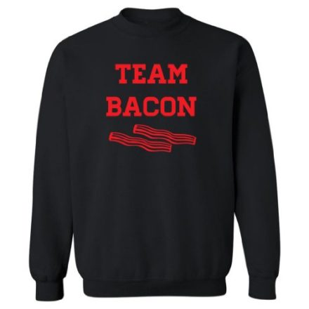 Tasty-Threads-Team-Bacon-Adult-Sweatshirt-Black-Medium-0