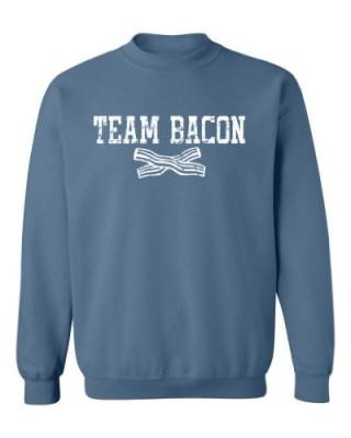 Tasty-Threads-Team-Bacon-Adult-Sweatshirt-Indigo-XL-0